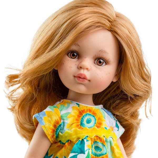 Паола Рейна. Кукла Даша. Новинка 2021 года.