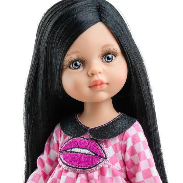 Кукла Карина с длинными волосами из серии Подружки, 32 см новинка 2021 года.