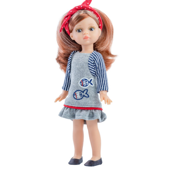 Кукла Паола из серии Мини Подружки, 21 см