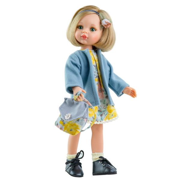 Кукла Карла с короткой стрижкой из серии Подружки, 32 см