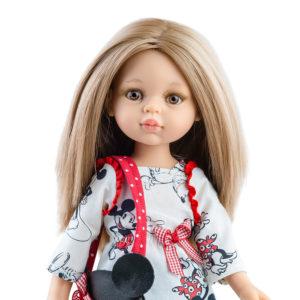 Мы предлагаем Вам и Вашим деткам кукол в которых играют девчёнки и мальчишки в 33 странах мира. Купить популярную куклу Подружку можно у нас. Кукла Карла с прямыми волосами из серии Подружки, 32 см