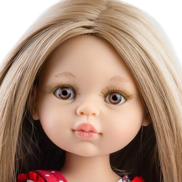 Кукла Карла с прямыми волосами из серии Подружки, 32 см