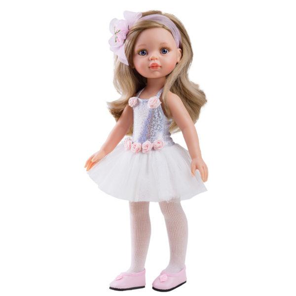 Кукла Карла балерина из серии Подружки, 32 см