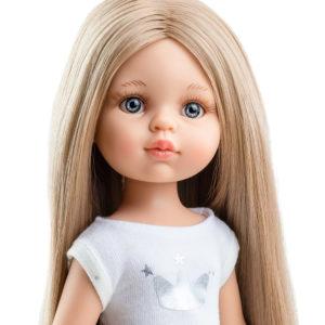 Кукла Карла с волосами до щиколоток.