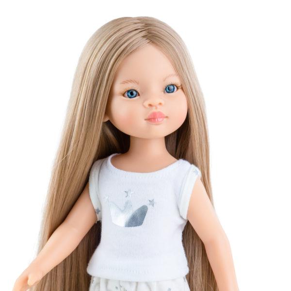 Кукла Маника из серии Подружки в пижамах, 32 см