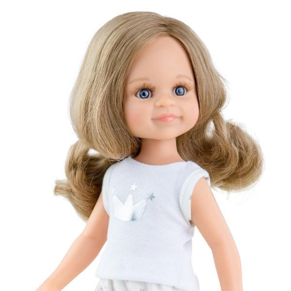 Кукла Клео из серии Подружки в пижамах, 32 см