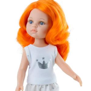 Кукла Сусана Паола Рейна. Кукла Сусана из серии Подружки в пижамах, 32 см