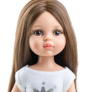 Кукла Кэрол с волосами до щиколоток
