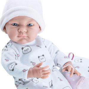 Кукла Бэби с мягким кубиком, девочка, 36 см