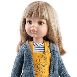 Карла. Купить куклу Подружку.Кукла Карла из серии Подружки, 32 см
