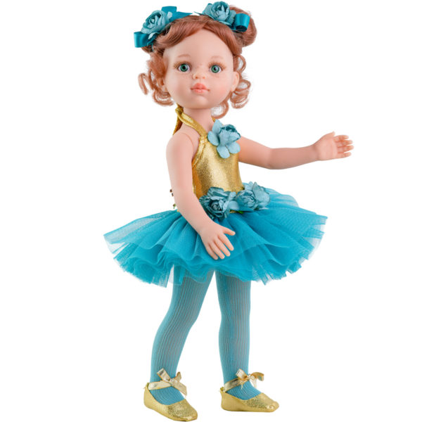 Кукла Кристи балерина из серии Подружки, 32 см