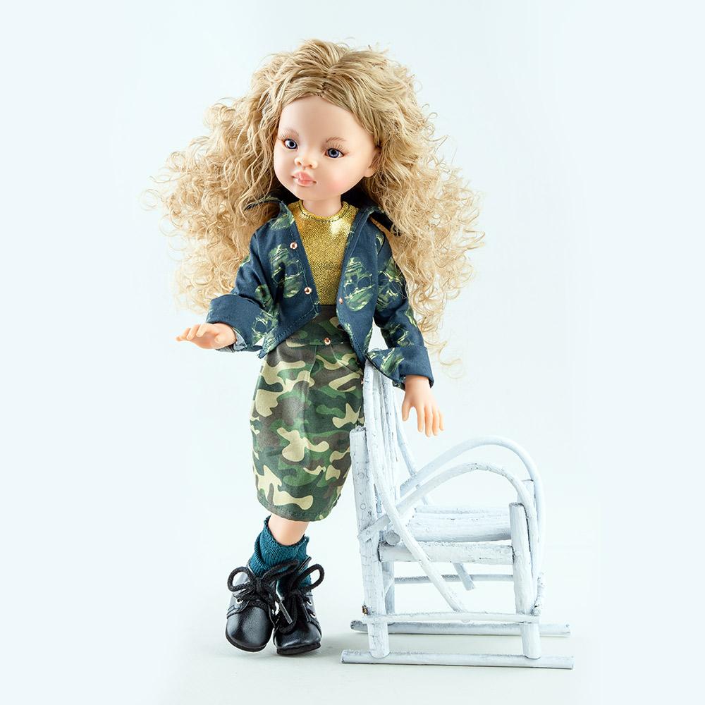 Кукла Маника, шарнирная
