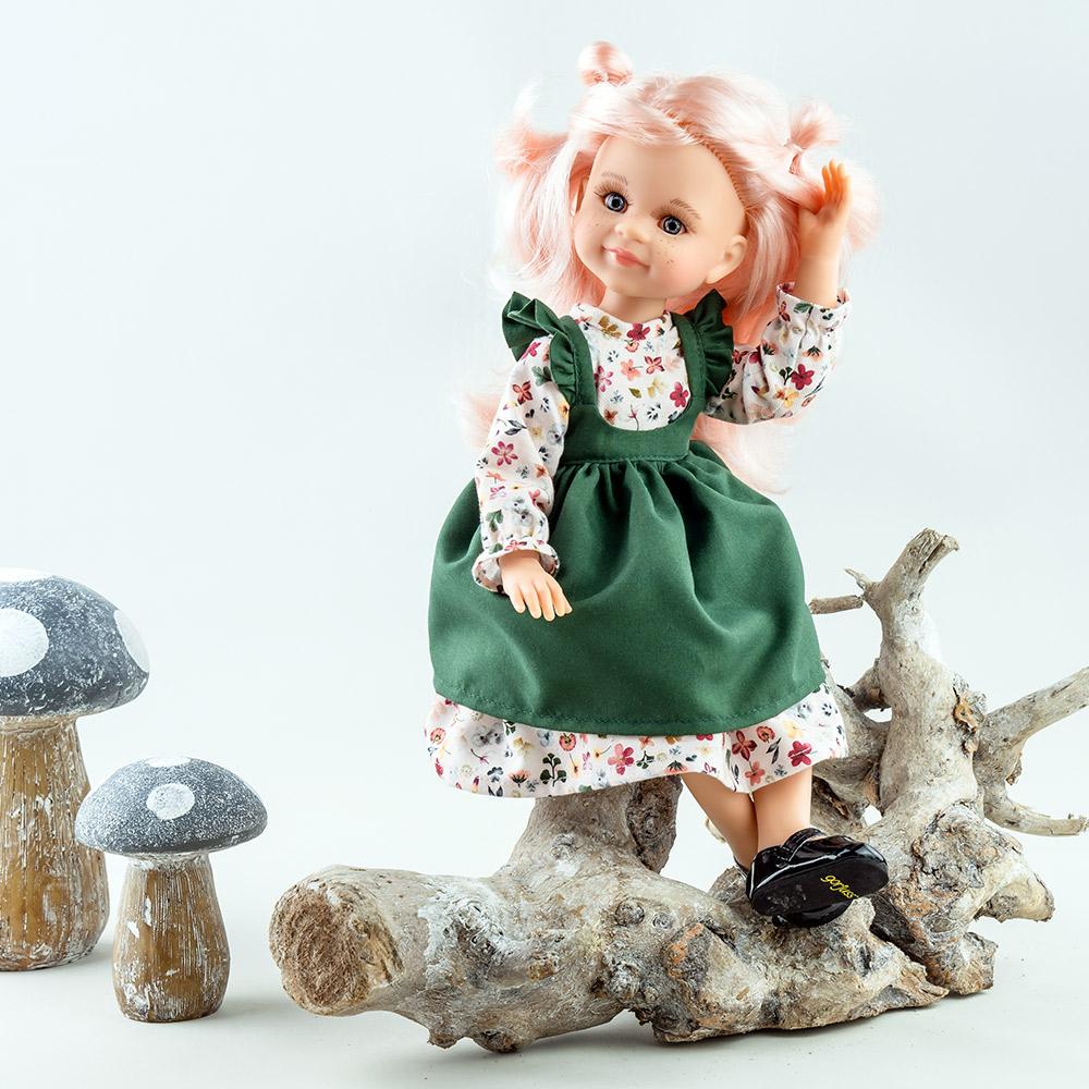 Кукла Клео, шарнирная