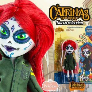Кукла Катрина Майя