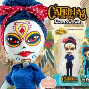 Кукла Катрина Лаура, 16 см.