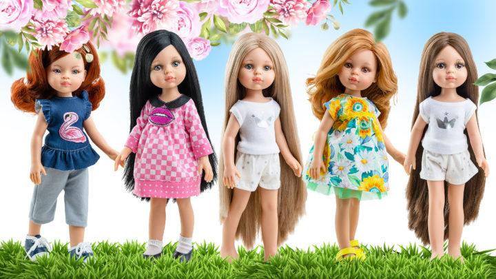 Новое поступление кукол Paola Reina