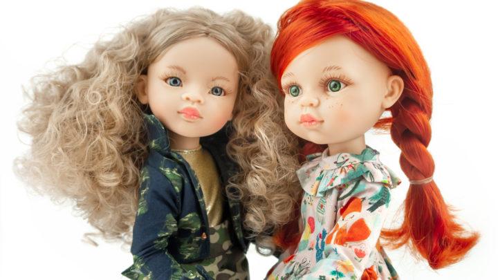 куклы шарнирные в магазине mydolls.su