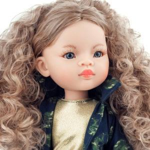 Кукла Маника, шарнирная из серии «Подружки, 32 см, шарнирные». Новинка 2021 года!