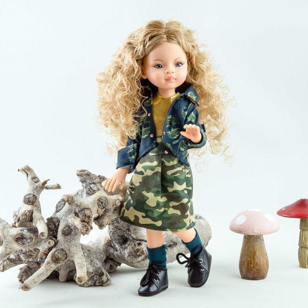 Кукла Маника, шарнирная из серии «Подружки, 32 см, шарнирные»