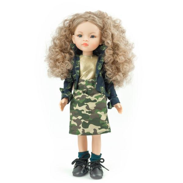 Кукла Маника шарнирная