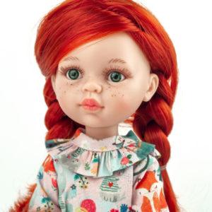 Кукла Кристи, шарнирная из серии «Подружки, 32 см, шарнирные». Новинка 2021 года!