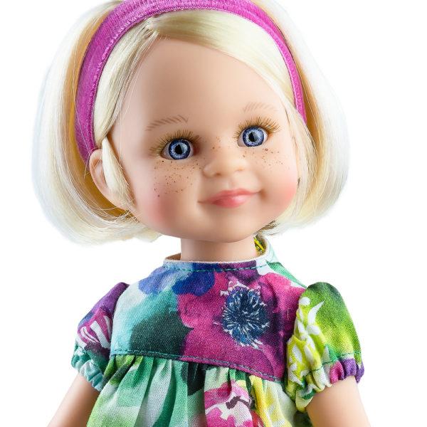 Кукла Варвара Паола Рейна с милой улыбкой