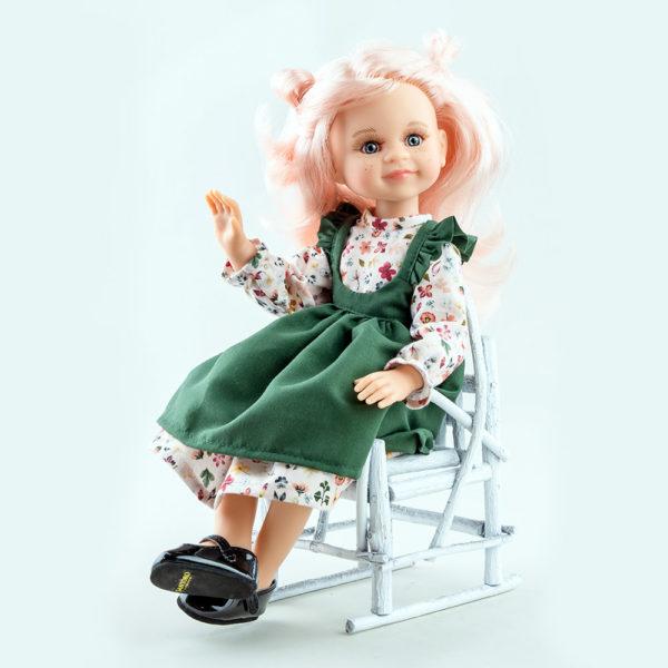 Кукла Клео шарнирная, 32 см Паола Рейна